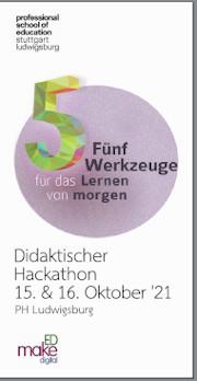Flyer zum Hackathon hier downloaden